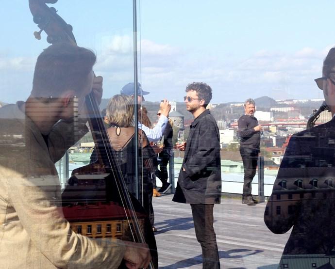 Forsman & Bodenfors Factory inviger Kristallen